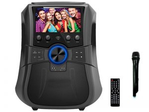 best recommended karaoke speakers